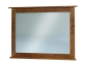 JRS-030-Shaker Beveled Mule Dresser Mirror-JR