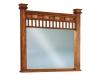 JRSQ-030-Sequoyah Beveled Mirror-JR