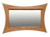 M091845-Clairington Mirror w/Shelf on Top-SP