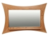 M091845-Clairington Mirror w/Shelf on Bottom-SP