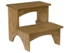 B040524-Bed Step: Oak-SP
