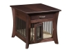 Caledonia Pet End Table-ML