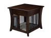 Caledonia Pet End Table with Slats-ML