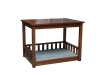 Pet-Sheltie Pet Table with Pad: 31-ML