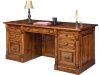 Kincaid Executive Desk: KFD7232-LN