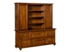 Belmont Credenza-with Topper-LN