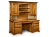 Mannington Desk-LA-6280-Hutch-LA-6286-LB