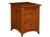Shaker Hill File Cabinet-LN