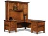 Artesa Corner Desk: FVD-7878L-HT-A-FV