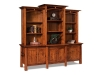 Artesa Office Hutch: FVBB-2590-HT-A-FV