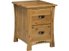Arts & Crafts File Cabinet: LA-324-2-LB