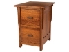 Boston File Cabinet: BO2128FC2-LN