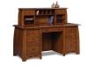 Boulder Creek Desk: FVD-2865-DT-BC-FV