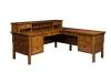 Centennial L Desk: LA-129-L: -LB