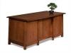 Colbran Desk Finished Back: FVD-3365-CB-FV