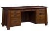 Colebrook Executive Desk: LA-291-EX-LB