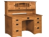 Mission Desk with Organizer:FL565M-EI