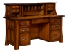Bridgefort Mission File Desk w/Topper-LN