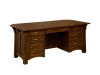 Manitoba Executive Desk-LN