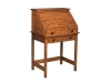 "Post Mission 30"" Rolltop Writing Desk-EI"