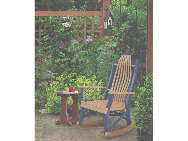 Woodland Poly Lumber Outdoor Furniture