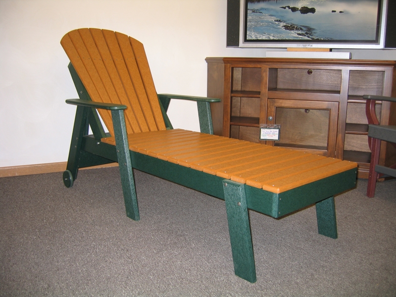 Awesome Outdoor Poly Lumber Furniture