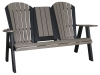 Adirondack Stationary Loveseat-ALS60-HT