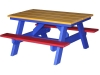 """CH706 - Child's 40"""" Picnic Table-CR"""