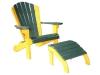 C110-Classic Beach Chair-CR