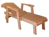 C113-Classic Chaise-Reclined-CR
