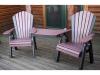 C114-Classic Dining Chair Tete-A-Tete-CR