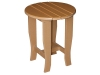 RT19-Round End Table-CR