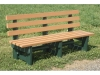 CB6-Commercial Park Bench-CR