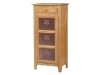Classic Pie Safe w/Copper Panels-24503-HC