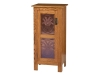 Mission Pie Safe w/ Copper Panels-#20412-HC