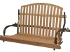 903-Deacon Style Bench Swing-HH