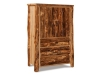 Log 3 Drawer Armoire-Aspen-FS