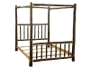 1618-Canopy Bed-HH