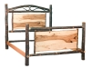 1622-Panel Bed-HH