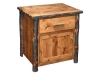 653-Bear Lodge Collection Night Stand-HH