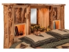 Log Bookcase Headboard-Features-FS