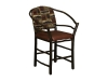 1152-Hoop Bar Stool-HH