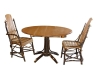 1205-48 inch Round Dining Table-HH