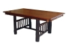 1211-Mission Trestle Table-HH