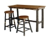 1250-Rectangle Pub Table-HH