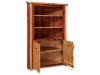 Corner Cabinet-Open-Red Cedar-FS