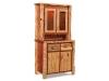 Fireside Small Kitchen Hutch-Red Cedar-FS