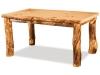 Fireside Leg Table: Aspen-FS