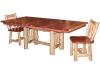 Leaf Table-Cedar-FS