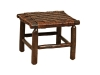 1161-Fireside Footstool with Caning-HH